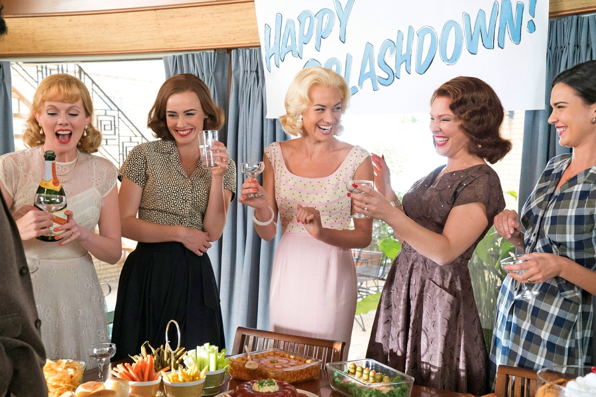"The Infamous Dishes & Appetizers of ""The Astronaut Wives Club"""