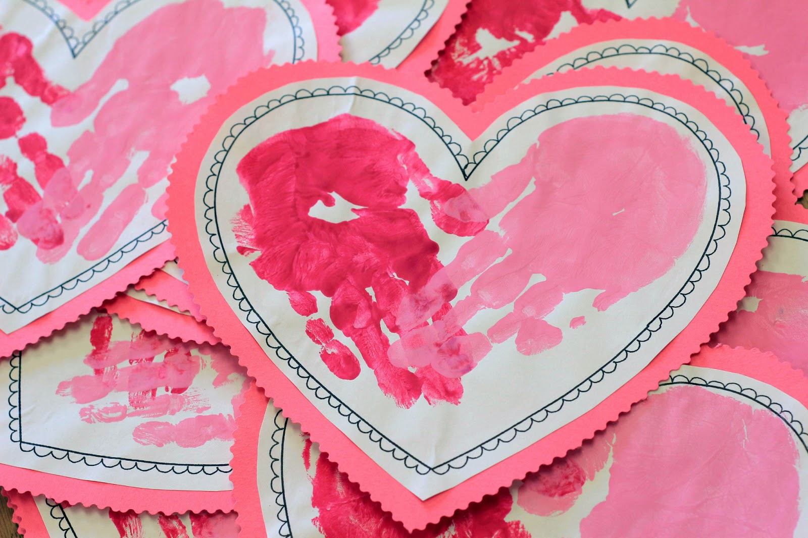 Simple Valentine Crafts For Adults
